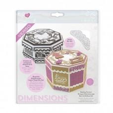 Tonic Studios - Sewing Forever - Octagon Kaleidoscope Box Die Set