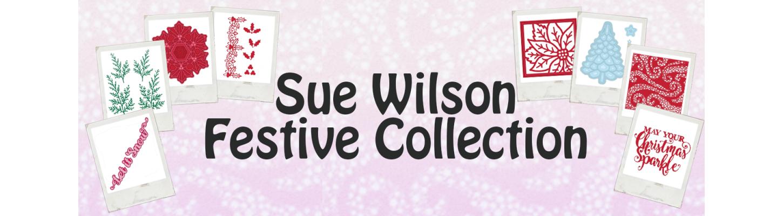 Sue Wilson Festive Collection