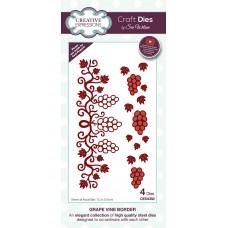 Elegant Collection - Grape Vine Border