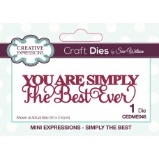 Mini Expressions Collection - Simply The Best