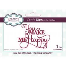 Mini Expressions - You Make Me Happy