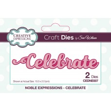 Noble Sentiments - Celebrate