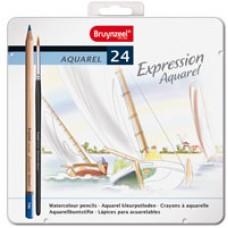 Expression Aquarel - 24 watercolour pencils