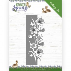 Amy Design - Botanical Spring Cutting Die - Daffodil Border