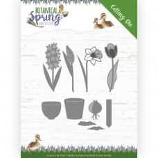 Amy Design - Botanical Spring Cutting Die - Bulbs and Flowers