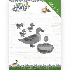 Amy Design - Botanical Spring Cutting Die - Some Ducks