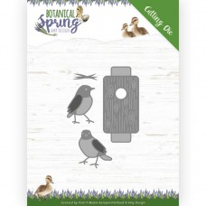 Amy Design - Botanical Spring Cutting Die - Busy Birds