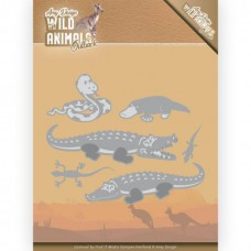 Amy Design - Wild Animals Outback - Crocodile