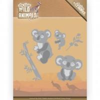 Amy Design - Wild Animals Outback - Koala Die Set