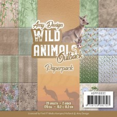 Amy Design - Wild Animals Outback - Paper Pack