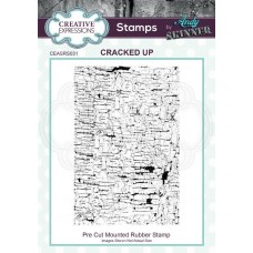 Andy Skinner - Rubber Stamp - Cracked Up
