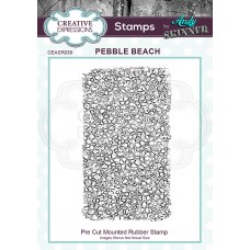 Andy Skinner - Rubber Stamp - Pebble Beach