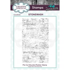 Andy Skinner - Rubber Stamp - Stonewash