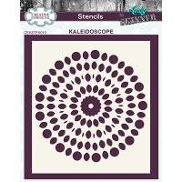 Andy Skinner - Kaleidoscope Stencil