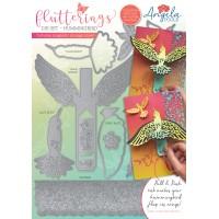 Flutterings Die Set – Hummingbird