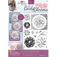 Buds to Blooms Photopolymer Stamp Set – Perfect Peonies
