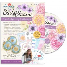 Buds To Blooms Card Maker's Collection DVD-ROM