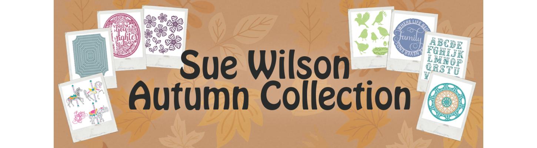Sue Wilson Autumn Collection