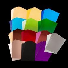 Craft Artist - Mirror and Satin Card Bundle