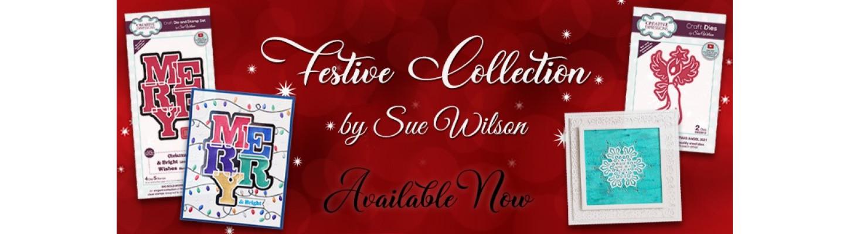 Sue Wilso 2021 Festive Collection