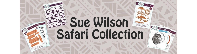Sue Wilson Safari Collection