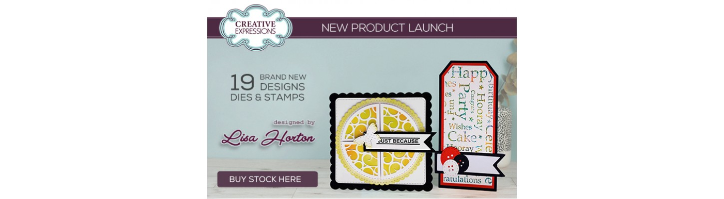 New Lisa Horton Dies and Stamps