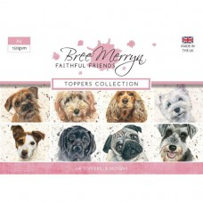 Bree Merryn - Faithful Friends - A6 Toppers - DISPATCHING EARLY APRIL