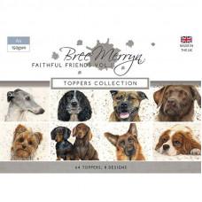 Bree Merryn Faithful Friends II – A6 Toppers
