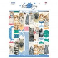 Bree Merryn - Feline Friends – Die-Cut Collection