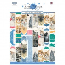 Bree Merryn - Feline Friends – Die-Cut Collection