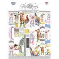 Bree Merryn - Rainy Day Friends – Die-Cut Collection
