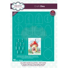 Willowby Woods Collection - Fairy Doors Craft Die