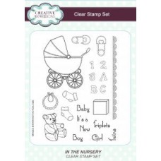 In The Nursery Clear Stamp Set