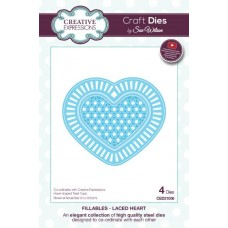 Fillables Collection Laced Heart + Heart Treat Cups - DISPATCHING FRI JANUARY 4th