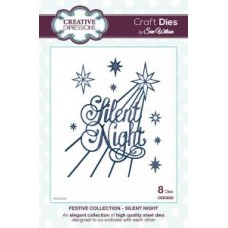 Festive Collection Silent Night Dies
