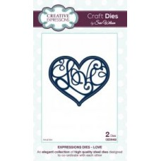Expressions Collection Love - DISPATCHING FRIDAY 4th JANUARY