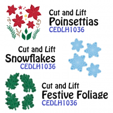 Festive Cut & Lift Bundle