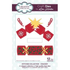 Stitched Collection - Cracker Craft Die