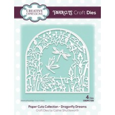 Paper Cuts Collection - Dragonfly Dreams Craft Die
