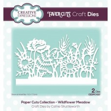 Paper Cuts Collection - Wildflower Meadow Craft Die