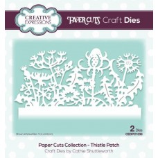 Paper Cuts Collection - Thistle Patch Craft Die