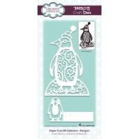 Paper Cuts 3D Collection - Penguin