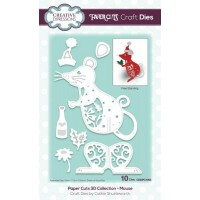 Paper Cuts 3D Collection - Mouse