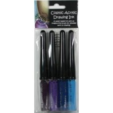 Cosmic Shimmer Drawing Ink Soft Velvet