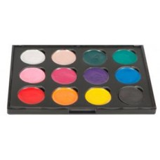Iridescent Watercolour Palette Set 2 Carnival Brights