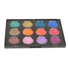 Iridescent Watercolour Palette Set 6 Antique Shades
