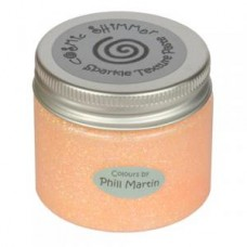 Phill Martin Cosmic Shimmer Graceful Peach Sparkle Texture Paste