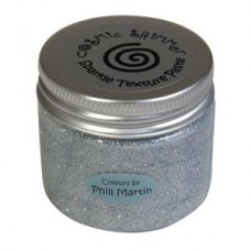 Phill Martin Cosmic Shimmer Sparkle Texture Paste Platinum