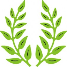 Cheery Lynns Designs Dies - Olive Branches