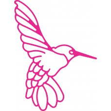Cheery Lynn Designs Dies - Lace Hummingbird